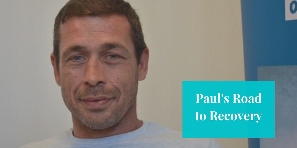 Paul's Road to Recovery